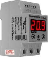 Терморегулятор ТК-4к (одноканальный)